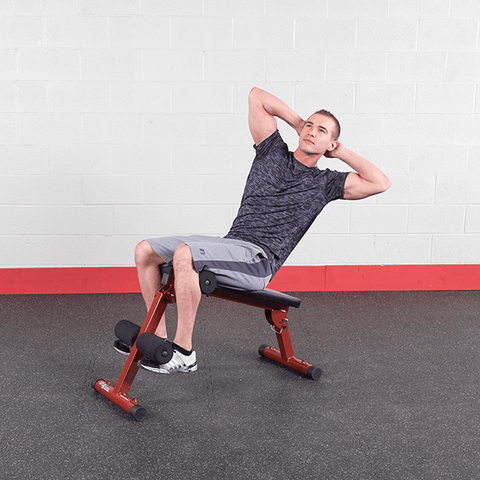 Ab Bench/Seat - Fitness Gear