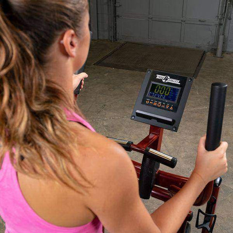Best Fitness BFE2 Center Drive Elliptical Trainer - Fitness Gear