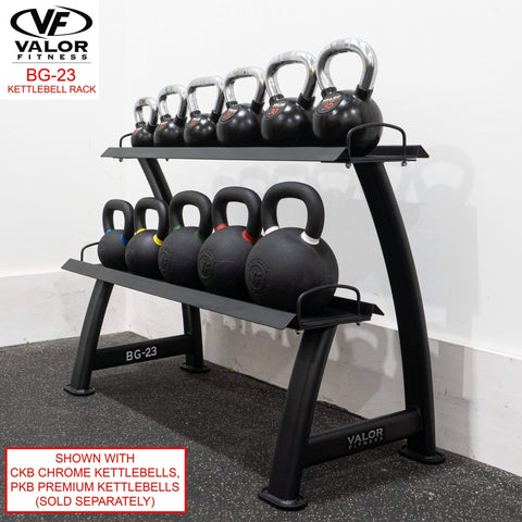 Kettlebell Rack - Fitness Gear