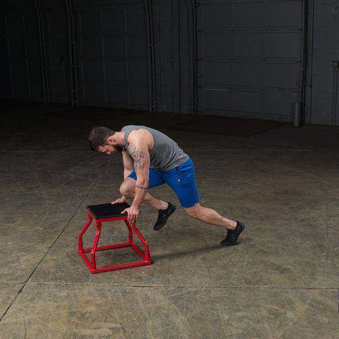 Image of Set 12-30 PLYO BOX SET - 4 boxes total - Fitness Gear