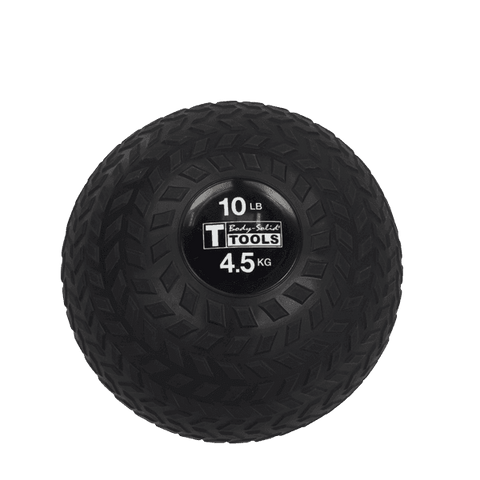 Premium Tire Tread Slam Ball, 10lb - Fitness Gear