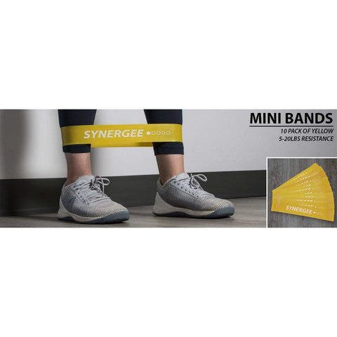 Mini Resistance Bands - Fitness Gear