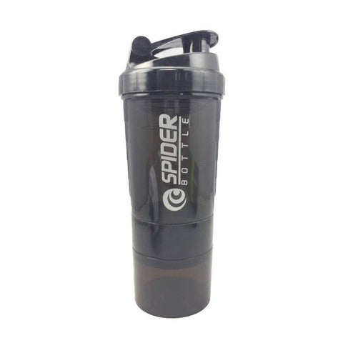 Sports Shaker Bottle Whey Protein Powder Mixing - Fitness Gear