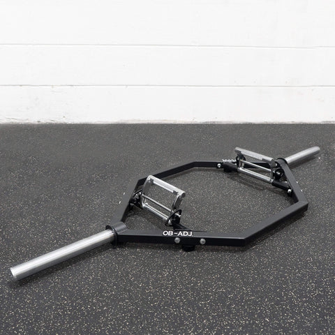 Image of Adjustable Trap Bar - Fitness Gear