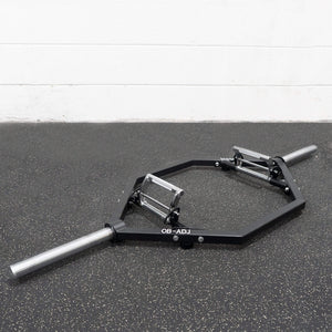 Adjustable Trap Bar - Fitness Gear