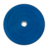 "35LB Chicago Extreme Bumper Plate, 17.72"", FULL COMMERCIAL (Blue) - Fitness Gear"
