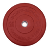 "45LB Chicago Extreme Bumper Plate, 17.72"", FULL COMMERCIAL (Red) - Fitness Gear"