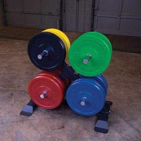 "25LB Chicago Extreme Bumper Plate, 17.72"", FULL COMMERCIAL( Yellow) - Fitness Gear"