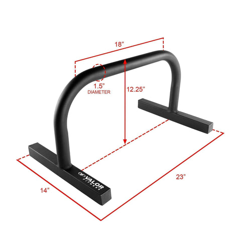 Image of Gymnastic Parallette Bars - Fitness Gear
