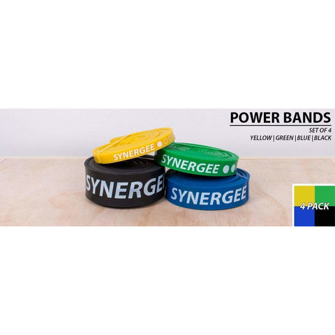 Resistance Power Bands - Fitness Gear