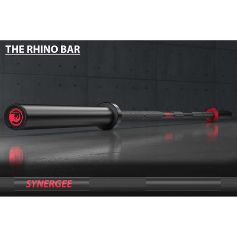 Image of Rhino Powerlifting Barbell - Fitness Gear