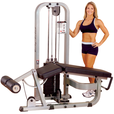 Image of Leg Curl Machine with 310lb Weight Stack - Fitness Gear