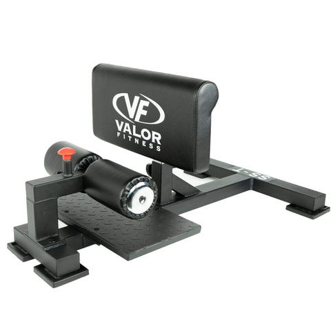 Image of Sissy Squat Machine Bench - FitnessGearUSA.Com