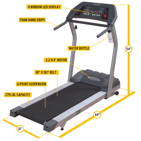 Image of T3I TREADMILL