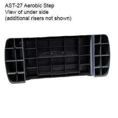 Image of Valor Fitness AST-27 Aerobic Step - Fitness Gear