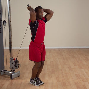 Balanced V-Bar (rubber grip) - FitnessGearUSA.Com