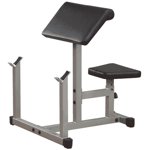 Image of Preacher Curl Bench - Fitness Gear