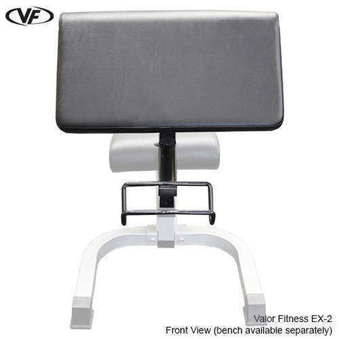 Image of Valor Fitness EX-2 Preacher Curl Accessory - Fitness Gear