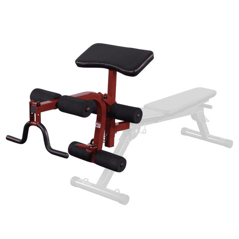 Image of Preacher Curl and Leg Dev Attachment for BFFID10 - Fitness Gear