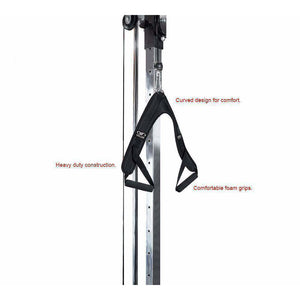 Valor Fitness MB-8 Ab Crunch Cable Attachment - Fitness Gear