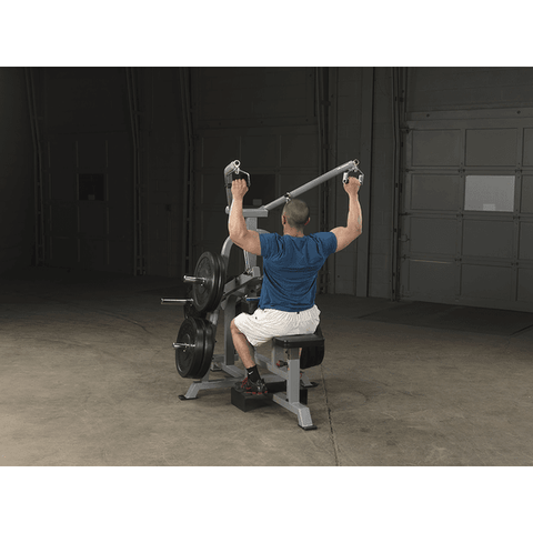 Image of Leverage Lat Pulldown - FitnessGearUSA.Com