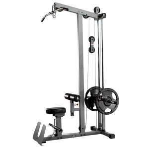XMark Lat Pulldown and Low Row Cable Machine XM-7618 - Fitness Gear