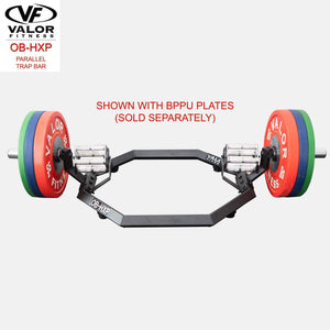 OB-HXP Parallel Trap Bar - Fitness Gear