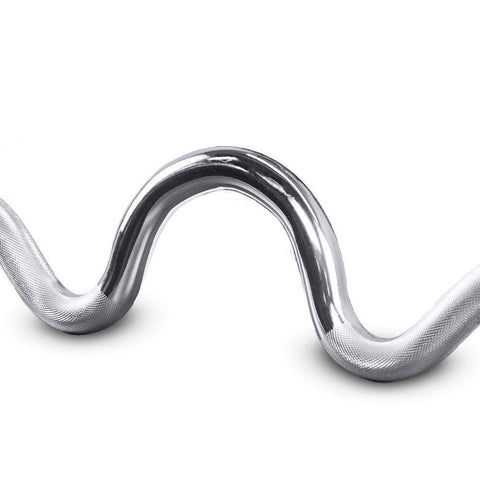 Image of Valor Curl Bar MB-47B - Fitness Gear