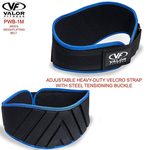 Image of Valor PWB-1M-M Medium Power Weightlifting Belt Mens - Fitness Gear
