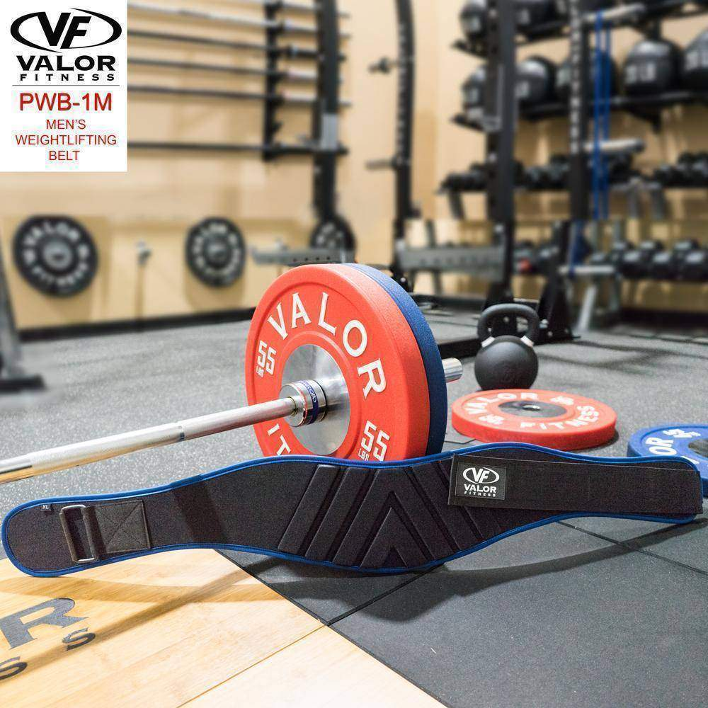 Valor PWB-1M-M Medium Power Weightlifting Belt Mens - Fitness Gear