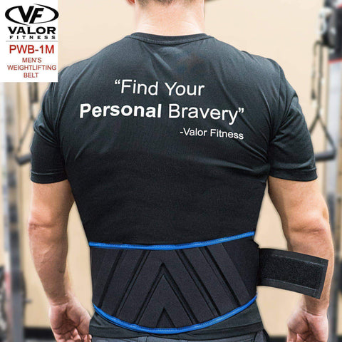 Image of Valor PWB-1M-XL Xtra Large Power Weightlifting Belt Mens - Fitness Gear