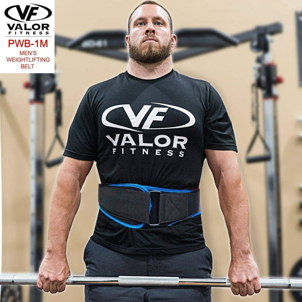 Valor PWB-1M-XL Xtra Large Power Weightlifting Belt Mens - Fitness Gear