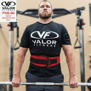 Valor PWB-3M-XL Xtra Large Power Weightlifting Belt Mens - Fitness Gear