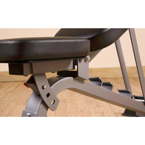 Image of BodyCraft F601  Flat/Incline/Decline Utility Bench - Fitness Gear