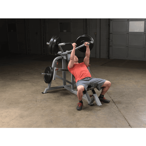 Image of Leverage Incline Bench Press - Fitness Gear