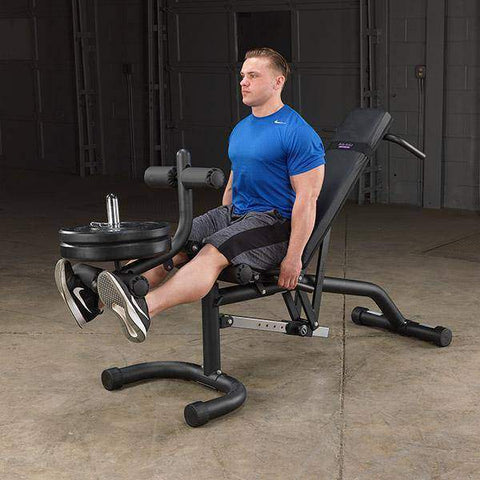 Image of Olympic leverage Flat Incline Decline FID BENCH - Fitness Gear