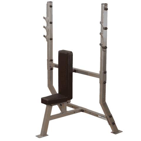 Image of Olympic Shoulder Press Bench - Fitness Gear