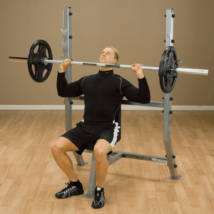 Olympic Shoulder Press Bench - Fitness Gear