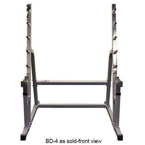 Valor Fitness BD-4 Safety Squat/Bench Combo Rack - Fitness Gear