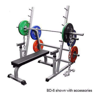 Valor Fitness BD-6 Safety Squat/Bench Combo Rack - Fitness Gear