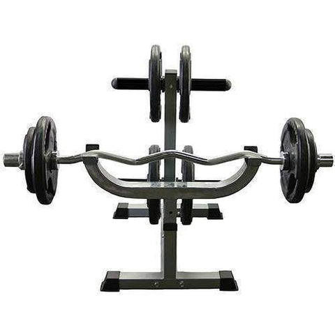 Image of Valor Fitness CB-7 Curl Station Rack - Fitness Gear