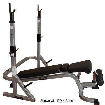 Image of Valor Fitness Combo Squat Bench Rack - Fitness Gear