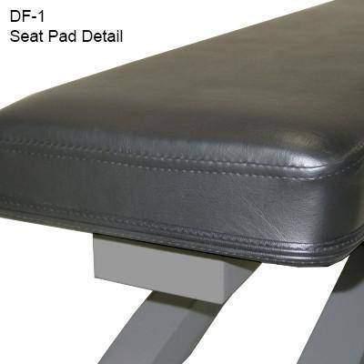 Valor Fitness DF-1 Decline/Flat Bench Pro - Fitness Gear