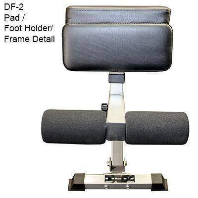 Image of Valor Fitness DF-2 Decline/Flat Bench - Fitness Gear