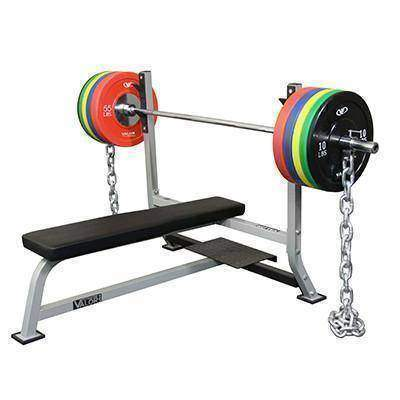 Valor Fitness Olympic Bench w/ Spotter - Fitness Gear