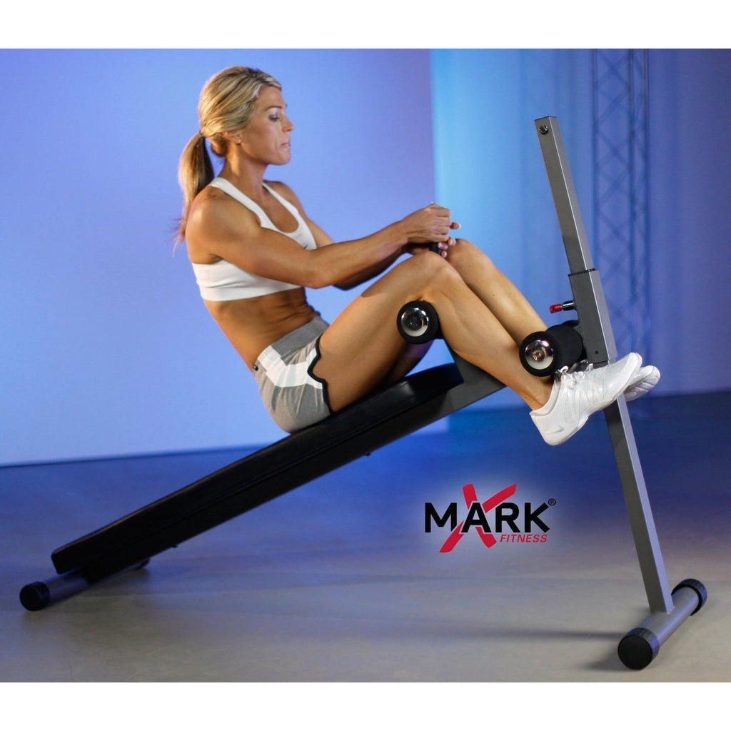 Bench - XMark 12 Position Adjustable Ab Bench XM-4416