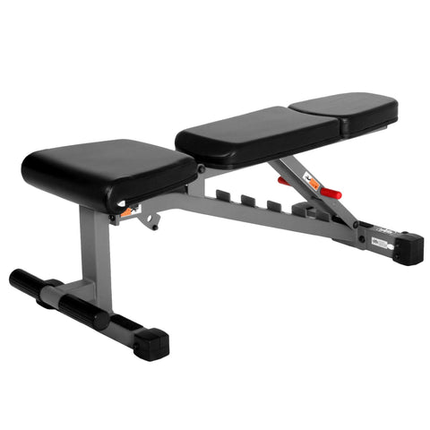 Image of Bench - XMark Adjustable Dumbbell Weight Bench XM-7630