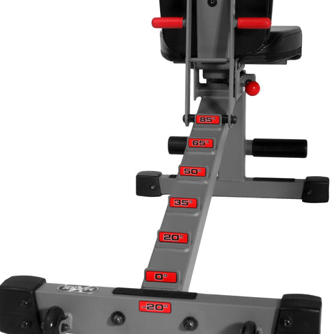 Image of XMark Adjustable Dumbbell Weight Bench XM-7630 - Fitness Gear