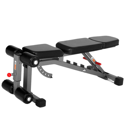Image of Bench - XMark FID Ab Versa Weight Bench XM-7629