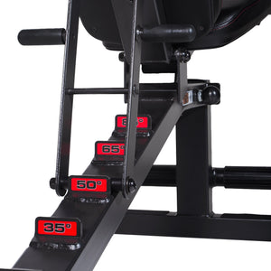 XMark Power Series Adjustable FID Utility Bench XM-9010 - Fitness Gear